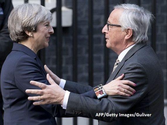 UE a facut public planul de negociere a Brexitului. Principalele ingrijorari vizeaza drepturile cetatenilor europeni, granita cu Irlanda si obligatiile financiare ale Londrei