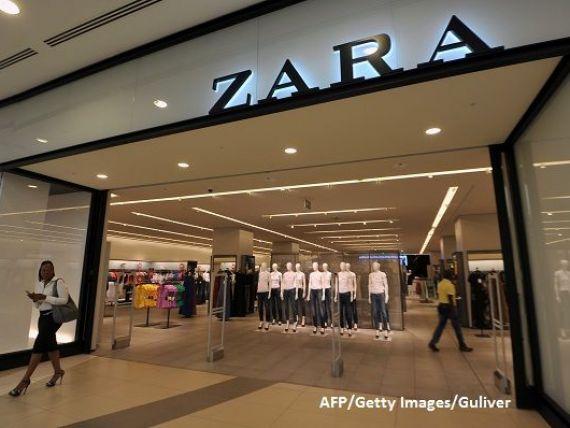 Proprietarul Zara, cel mai mare retailer de îmbrăcăminte din lume, își strivește rivalii H M și Fast Retailing. Vânzări și profit în creștere