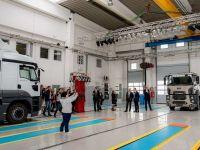 Ford Trucks a deschis in Romania un birou de 17.000 mp, cel mai mare din Europa