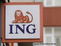 Profitul inainte de taxe al grupului ING a crescut cu 39% in primul trimestru, la 1,65 miliarde euro