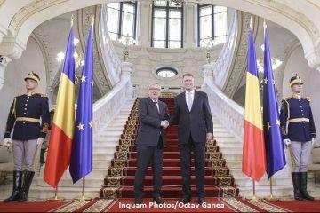 Intalnire Juncker-Iohannis, la Cotroceni. Presedintele CE:  Romania a indeplinit toate criteriile de intrare in Schengen si vreau ca pana la preluarea presedintiei UE, Romania sa faca parte din Schengen