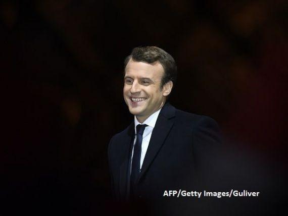 Macron isi foloseste experienta de fost bancher de investitii in functia de sef al statului. Guvernul de la Paris ar putea reduce participatiile la Renault, Orange si Engie