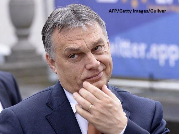 Premiera in Europa. Parlamentul European ar putea lasa Ungaria fara drept de vot in UE, din cauza incalcarii repetate a normelor europene