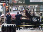 O masina a intrat in trecatori, in Times Square din New York: un om a murit si 12 sunt raniti. Soferul a fost arestat