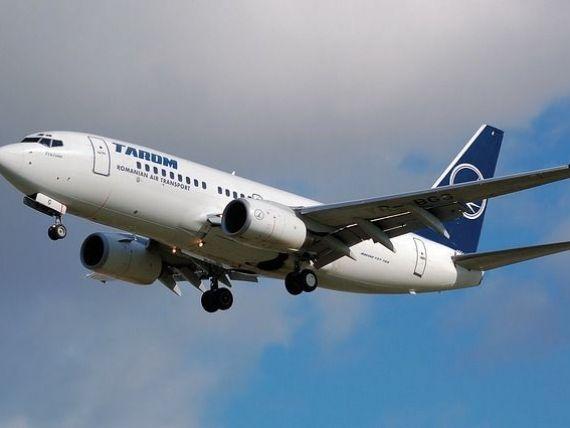 Tarom sarbatoreste achizitia a doua aeronave noi cu o oferta de bilete cu preturi mici, catre mai multe destinatii europene