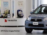 Acord de jumatate de miliard de dolari pentru despagubirea proprietarilor de Toyota, BMW, Mazda si Subaru. Defectiunea care le-a pus viata in pericol