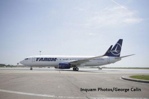 Tarom își mărește flota. Încă două aeronave Boeing 737-800 NG aterizează la București, în iunie