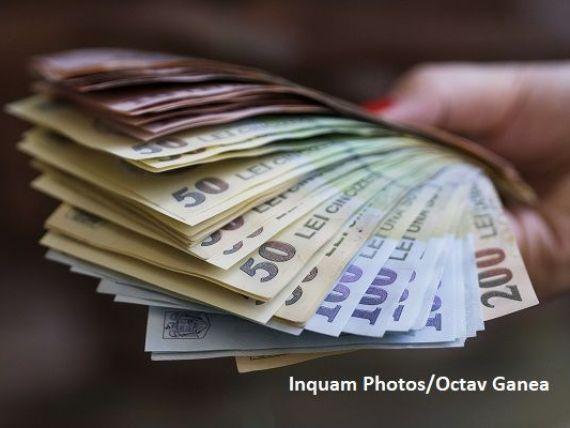 Salariul mediu net a crescut la 2.792 de lei. În ce domeniu se câștigă aproape 7.000 de lei net