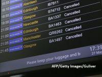 """Nota de plata dupa """"macelul"""" IT de la British Airways. Citigroup: Operatorul aerian ar putea plati 111 mil. euro, dupa ce 170.000 de pasageri au ramas la sol"""