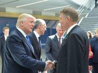 Klaus Iohannis se va intalni pe 9 iunie cu Donald Trump, in SUA. Programul vizitei presedintelui in America