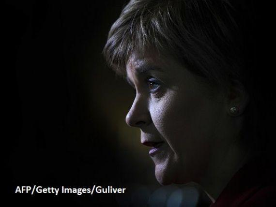 Regatul Unit se va destrama pana in 2025. Nicola Sturgeon estimeaza ca Scotia va fi independenta pana la aceasta data