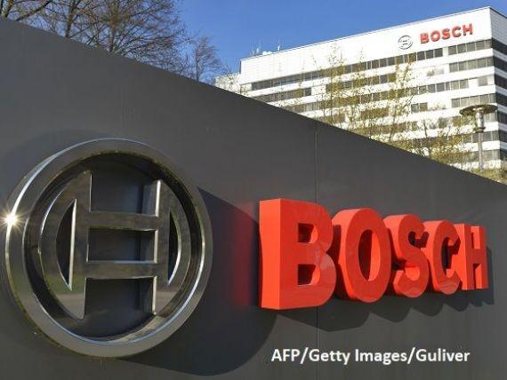 Bosch pariaza pe masinile autonome si investeste un miliard de euro intr-o fabrica de componente, la Dresda. Este cea mai mare investitie anuntata de companie