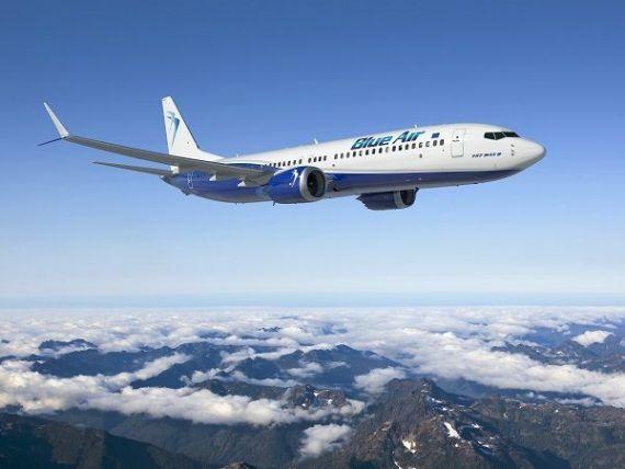 Blue Air cumpara sase aeronave Boeing 737 MAX si devine prima companie care opereaza acest tip de avion in Romania. Low-costul romanesc pregateste listarea la bursa