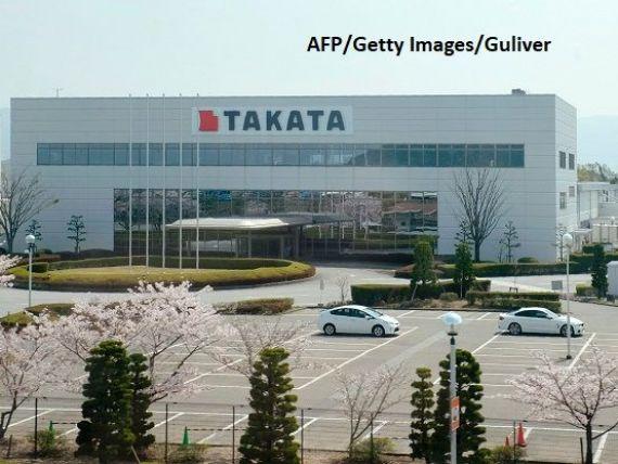 Takata anunta ca angajeaza sute de oameni in Romania si ca va continua investitiile la Arad, in conditiile in care compania mama este aproape de faliment