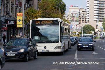 Primaria Capitalei vrea sa cumpere 100 de autobuze electrice care sa circule in zona centrala