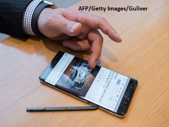 Samsung lanseaza oficial Galaxy Note Fan Edition, construit din componentele ramase dupa retragerea Note 7. Cat costa noul smartphone