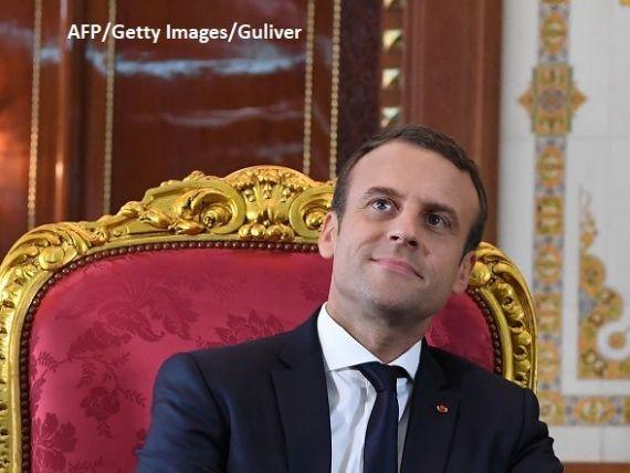 Macron spune că Franța, Europa și China reprezintă  viitorul lumii . Președintele francez susține Beijingul în crearea de  noi drumuri ale mătăsii