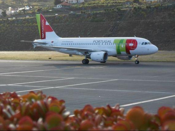 Compania aeriana portugheza TAP Portugal reia zborurile pe ruta Lisabona-Bucuresti, incepand de duminica