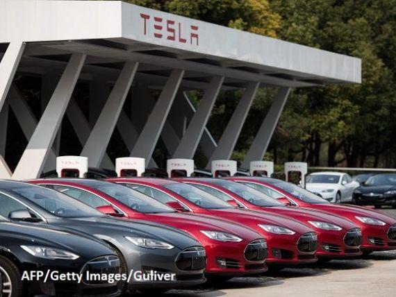 Tesla trece la nivelul urmator. Elon Musk anunta inceperea productiei de serie pentru Model 3, cea mai asteptata masina a gigantului american