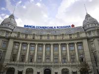 BCR a înregistrat un profit net de 67 milioane de euro în primul semestru din acest an, în scădere cu 52%