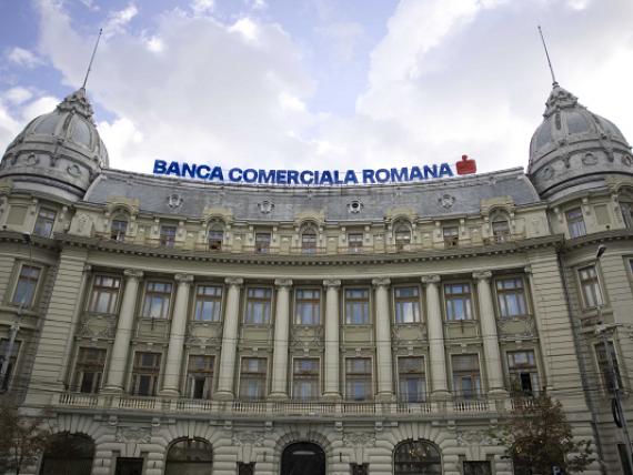 Profit.ro: Clădirea simbol a BCR din Piața Universității, monument istoric, a fost scoasă la vânzare