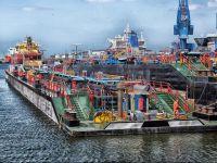 Grupul Daewoo confirmă că poartă negocieri cu statul român pentru vânzarea șantierului naval Mangalia