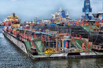 Statul devine acționar majoritar la Şantierul Naval Mangalia, prin preluarea a 2% din acțiuni de la Damen Shipyards Group