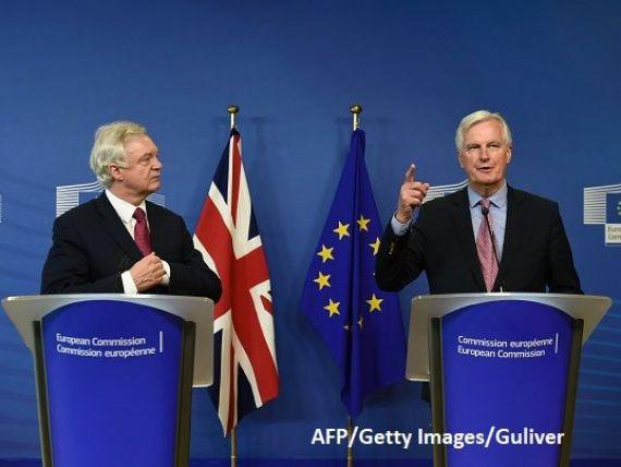 Ministrul pentru Brexit: Nu va exista o factură pentru ieșirea din UE până în octombrie sau noiembrie