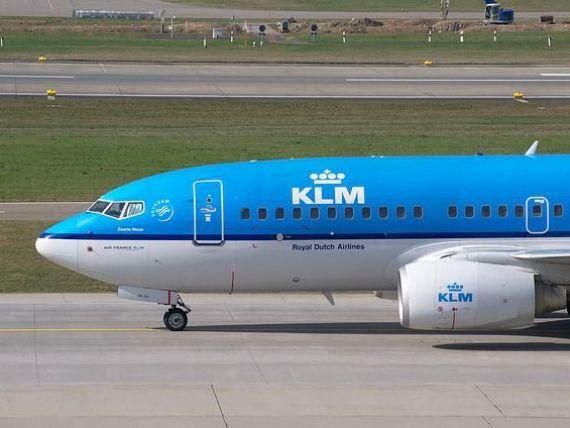 Promoție Air France-KLM. Prețul biletelor de avion scade cu până la 40%