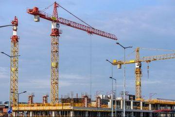 Gunoiul imobiliar  înghite  România. Construcțiile noi au poluat hectare întregi de teren