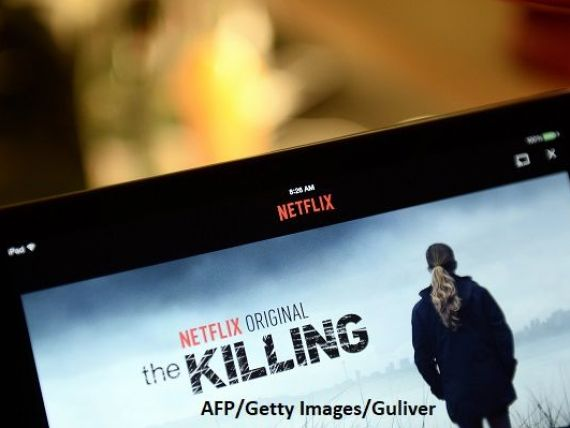 Netflix a depășit valoarea de piață de 100 mld dolari. Platforma online de filme vrea să investească 8 mld. dolari în conţinut propriu, în 2018