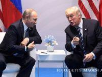 Dialog  secret  intre Putin si Trump, la summitul G20. Casa Alba a confirmat zvonurile, dar neaga ca intalnirea a durat o ora