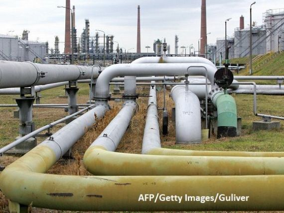 Romania se conecteaza la sistemul de transport al gazelor din regiunea Caspica spre Europa Centrala