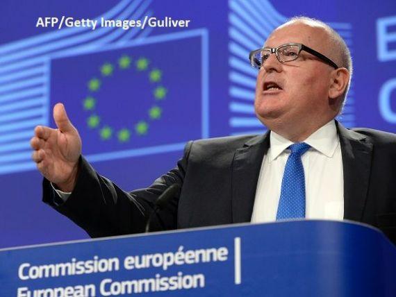 Polonia, amenintata cu  arma nucleara  a UE. Comisia Europeana pregateste activarea Articolului 7 in cazul Varsoviei, o premiera in istoria blocului comunitar
