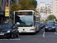 Tichet unic de transport, in Bucuresti. Biletul va putea fi folosit pentru RATB, metrou si microbuze