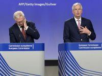 """Negocieri fara rezultat intre Londra si UE. Divergente fundamentale privind drepturile cetatenilor si incertitudini legate de granita irlandeza si """"nota de plata"""" a Brexitului"""