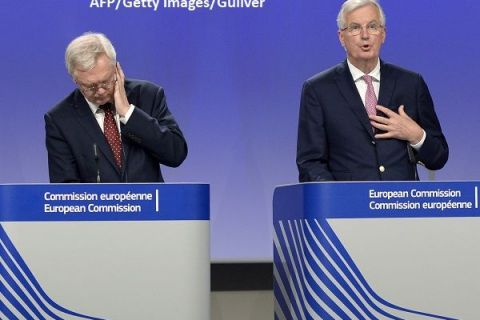 Negocieri fara rezultat intre Londra si UE. Divergente fundamentale privind drepturile cetatenilor si incertitudini legate de granita irlandeza si  nota de plata  a Brexitului