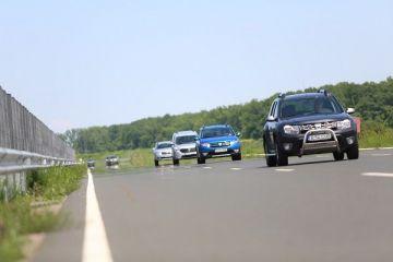 Guvernul promite din nou celor de la Dacia-Renault autostrada Pitesti-Sibiu. Francezii au investit in Romania 2,5 mld. de euro si au creat peste 16.000 locuri de munca, din 1999