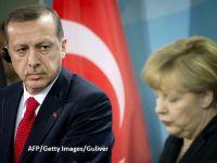 """Angela Merkel, primul politician european care admite că Turcia nu va intra în UE: """"Nu văd o aderare şi nu am crezut vreodată că va avea loc"""""""
