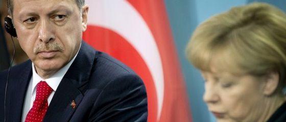 Angela Merkel, primul politician european care admite că Turcia nu va intra în UE:  Nu văd o aderare şi nu am crezut vreodată că va avea loc