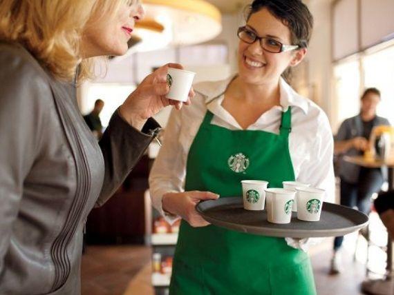 Starbucks vrea sa vanda cafea in tara care a inventat cappuccino. Americanii intra pe piata din Italia cu o cafenea in centrul orasului Milano