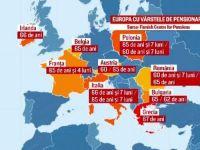 Varsta de pensionare in Romania ar putea fi crescuta si egalizata. La ce varsta ies la pensie ceilalti europeni