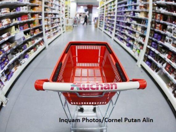 Auchan și Alibaba se aliază pentru a deveni lideri în sectorul distribuției din China