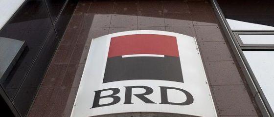 BRD anunță profit net de 750 milioane lei, cu 96% mai mare față în primul semestru