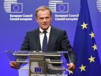 """Preşedintele Consiliului European se declară """"îngrijorat"""" că Polonia se îndreaptă către ieşirea din UE"""