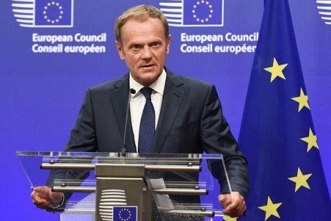 Preşedintele Consiliului European se declară  îngrijorat  că Polonia se îndreaptă către ieşirea din UE