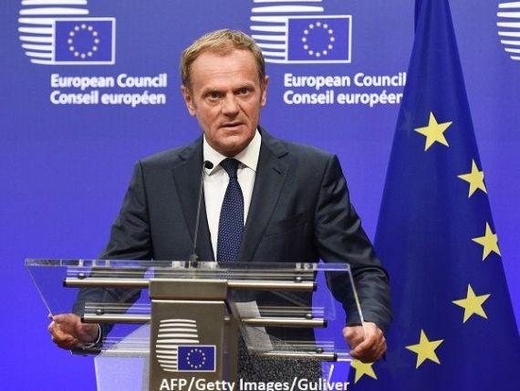UE şi Londra se apropie de încheierea unui acord în prima fază a negocierilor pentru Brexit. Ce se întâmplă cu frontiera irlandeză