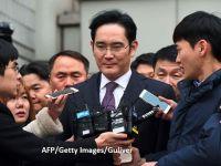 Moştenitorul imperiului Samsung, condamnat la cinci ani de închisoare. Lee Jae-Yong, implicat scandalul de corupție care a dus la demiterea președintei țării