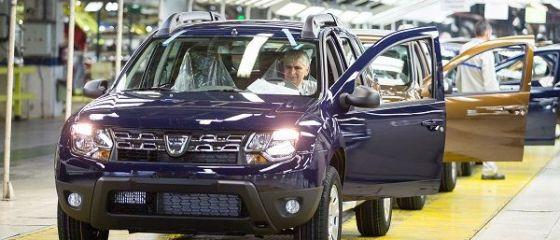 Vânzările de mașini noi în Marea Britanie au crescut pentru prima dată în acest an. Cota de piața a mașinilor diesel a scăzut la 30%. Dacia, creștere cu peste 37%