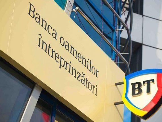Banca Transilvania, a doua cea mai mare banca din Romania, a anunta un profit net de 246,2 milioane lei in T1, in crestere cu 7,7%